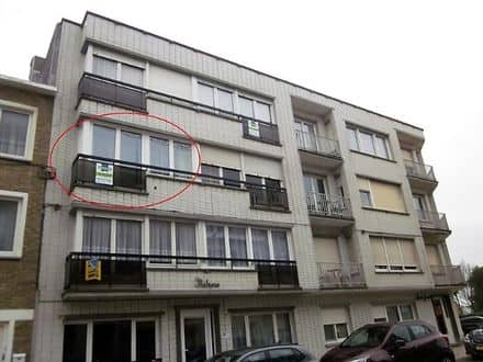 Apartment<span>48</span>m² for rent Westende