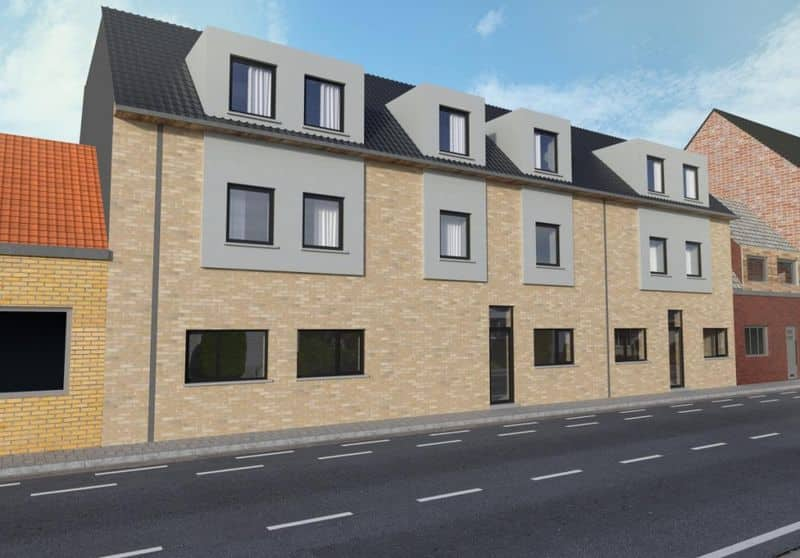 Apartment for sale in Meulebeke