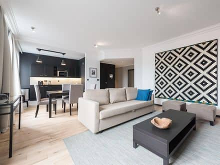 Apartment<span>76</span>m² for rent Brussels