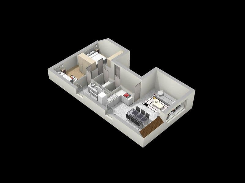 Apartment for sale in Havre