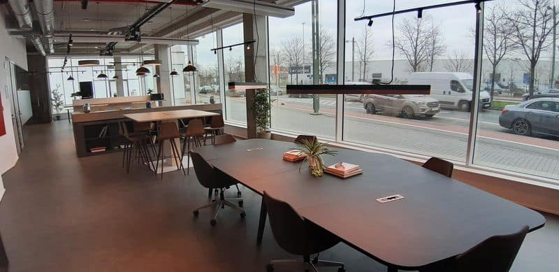 Office or business for rent in Anderlecht