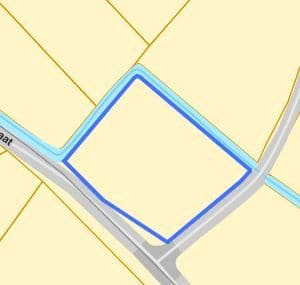 Land for sale in Sint Amands