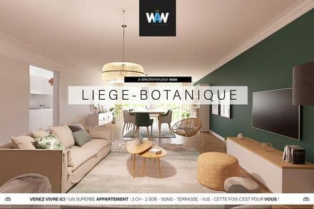 Apartment<span>150</span>m² for rent Liege