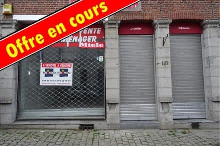 Shop<span>127</span>m² for rent