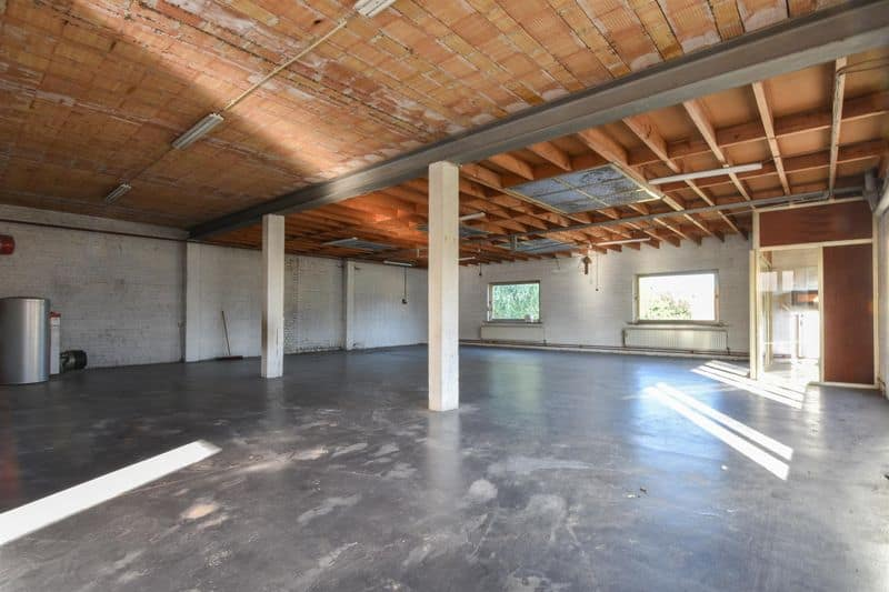 Warehouse for rent in Oudenaarde