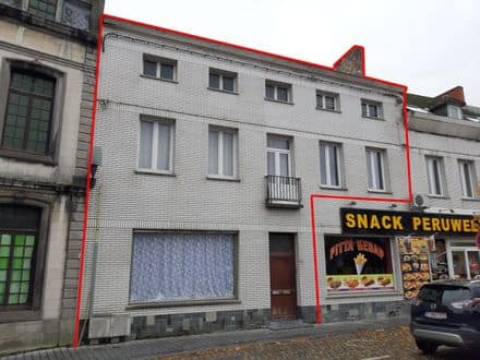Business<span>330</span>m² for rent Peruwelz