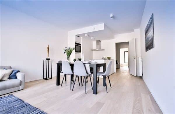Ground floor flat for sale in Schaarbeek