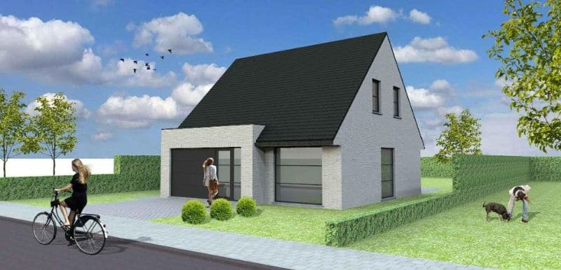 House for sale in Ooigem