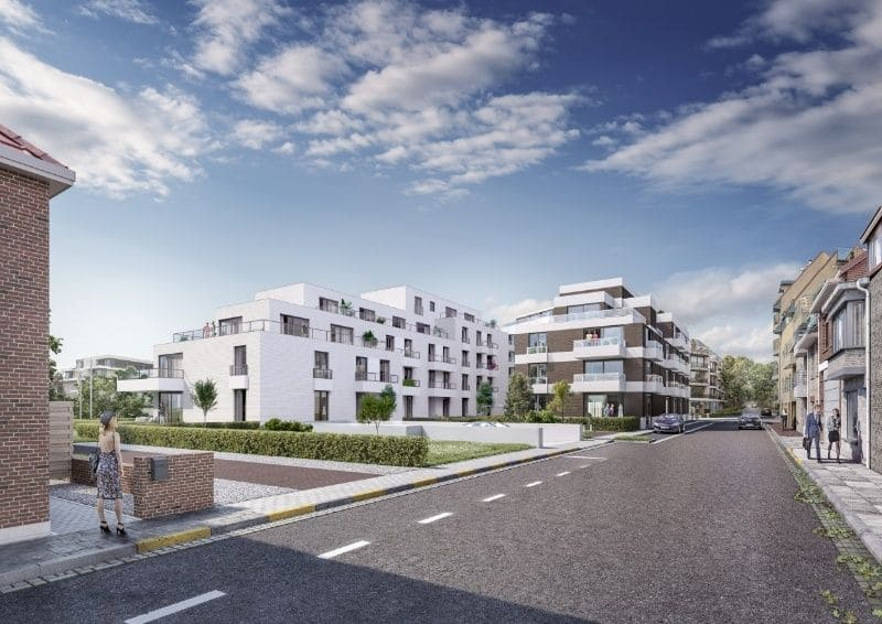 Parking space or garage for sale in De Panne