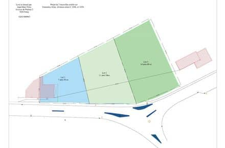 Land<span>1460</span>m² for rent
