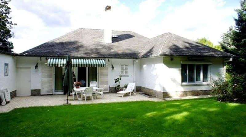 Villa for rent in Auderghem