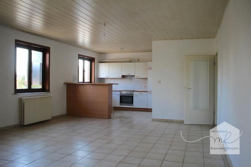 Duplex te huur in Maurage