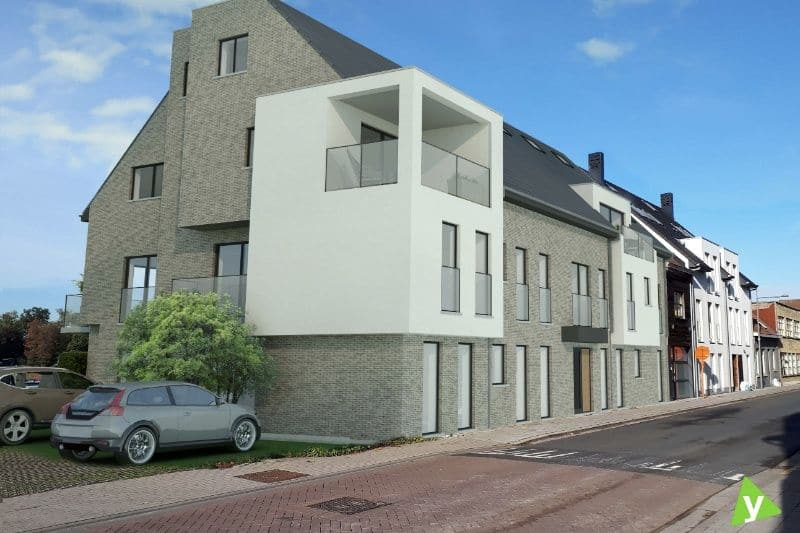 Apartment for sale in Lembeke