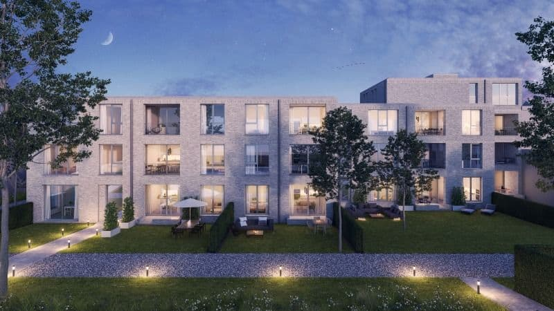 Appartement te koop in Machelen