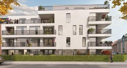 Apartment<span>69</span>m² for rent Ronse
