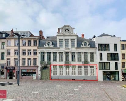 Office for rent Ghent