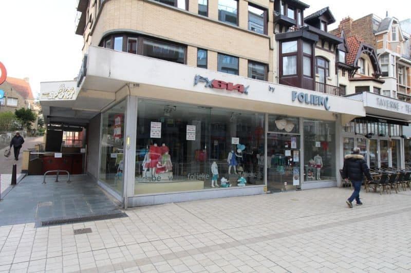 Business for sale in De Panne