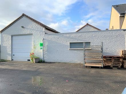 Warehouse<span>419</span>m² for rent