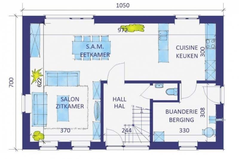 House for sale in Wechelderzande