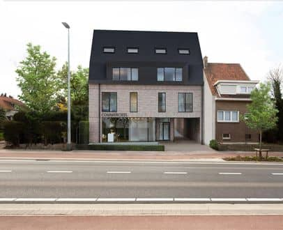 Office or business<span>141</span>m² for rent Grimbergen