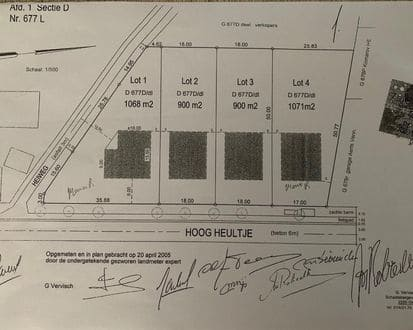 Land for rent Westerlo