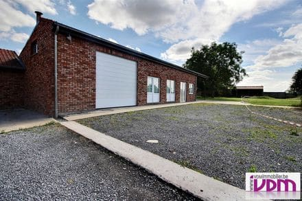 Industrial building for rent Comines