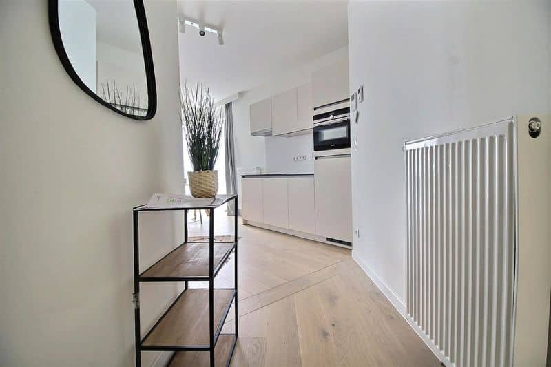 Studio flat for rent in Schaarbeek