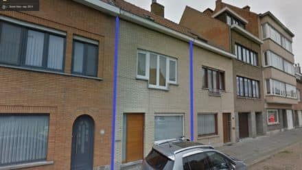House<span>143</span>m² for rent Ostend