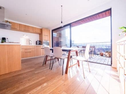 Penthouse<span>130</span>m² for rent Etterbeek