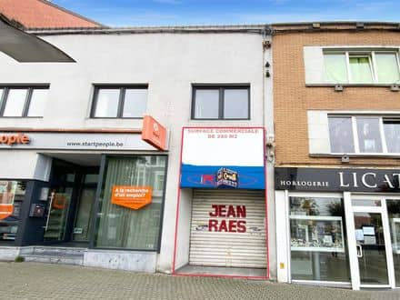 Office or business<span>280</span>m² for rent La Louviere