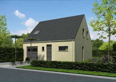 House<span>162</span>m² for rent Deinze