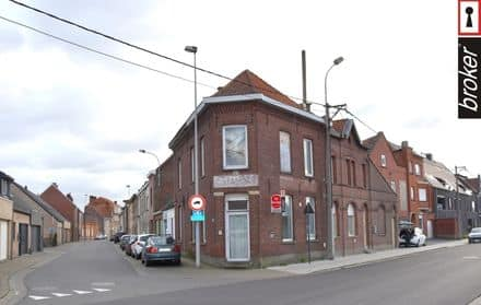 Terraced house for rent Roeselare
