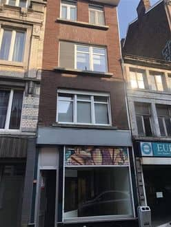 Office or business<span>52</span>m² for rent Liege