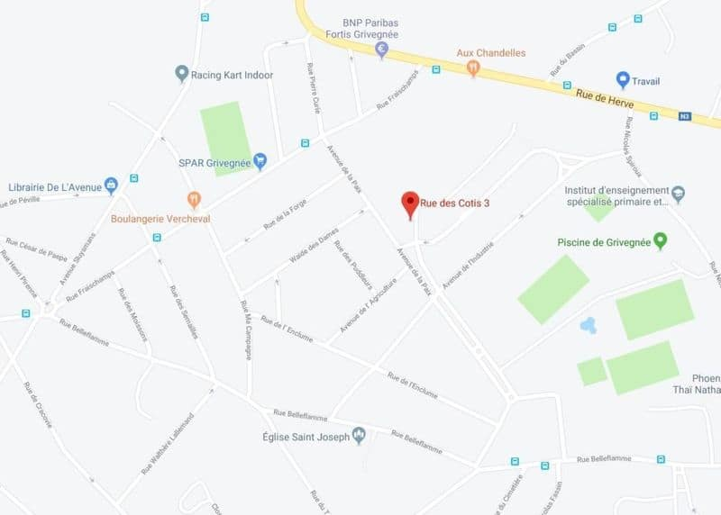 Office or business for sale in Grivegnee