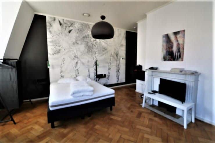 Studio flat for rent in Brussels