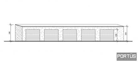 Parking space or garage<span>21</span>m² for rent