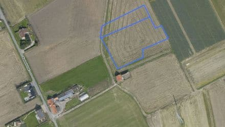 Land for rent Staden