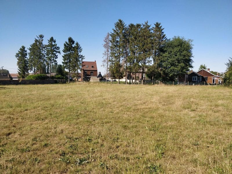 Land for sale in Masnuy Saint Pierre