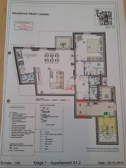 Apartment for rent Dour