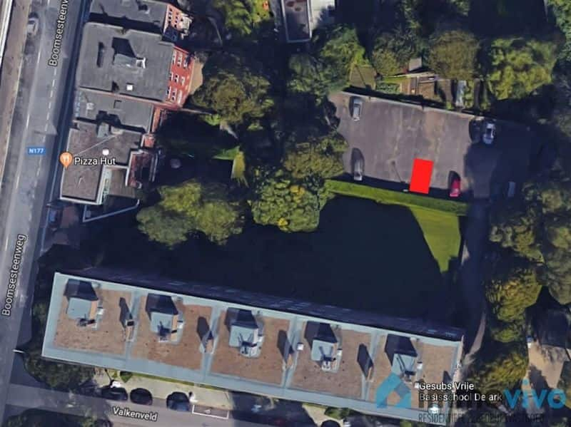 Parking space for sale in Wilrijk
