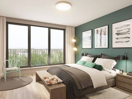 Apartment<span>120</span>m² for rent Anderlecht