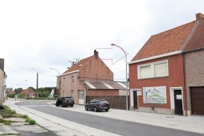 House for rent Dentergem