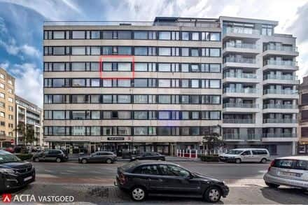Apartment<span>35</span>m² for rent Ostend