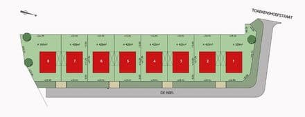 Land for rent Ranst
