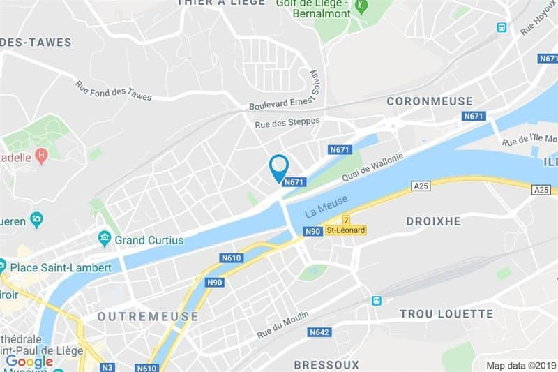 Investment property for sale in Liege