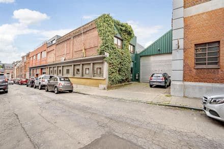 Warehouse for rent Liege