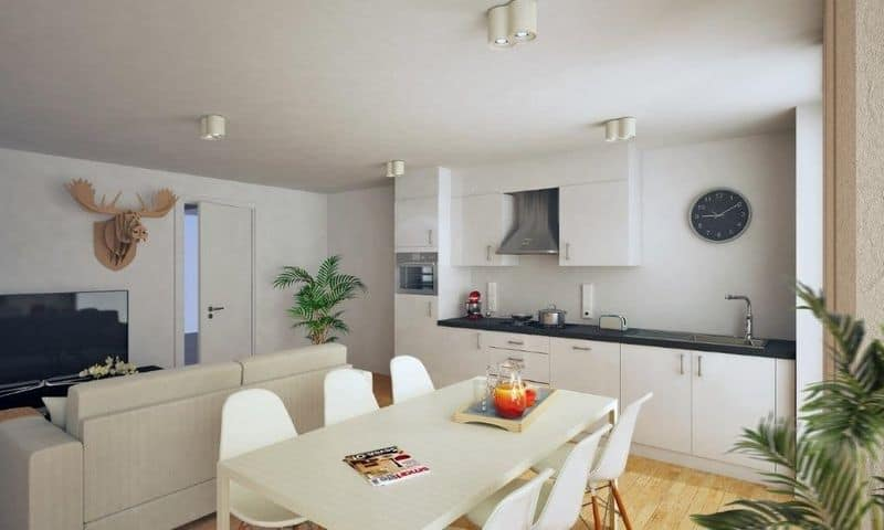 Duplex for sale in Borgerhout