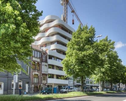 Ground floor flat for rent Ghent