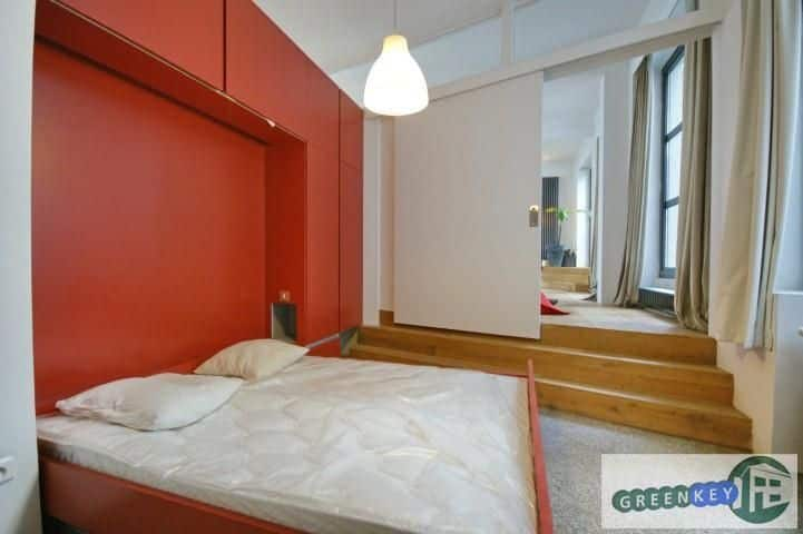 Loft for rent in Brussels