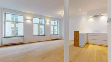 Apartment<span>86</span>m² for rent Brussels